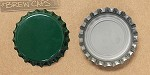Green (Oxygen Barrier) Bottle Caps