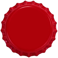 Red Bottle Caps (Universal)