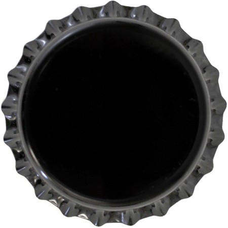 Black Bottle Caps (Oxygen Scavenger Pry-Off)