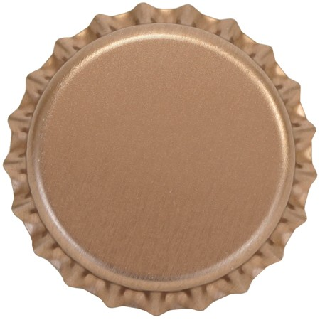 Copper (Oxygen Barrier Pry-off) Bottle Caps